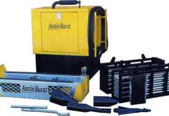 Aussie Burst and accessories