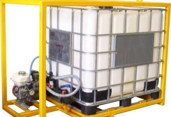 B06 water tank