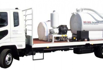 VM3000 on truck for hire
