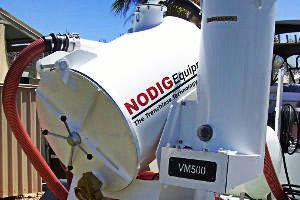 VM500 vacuum excavator 004